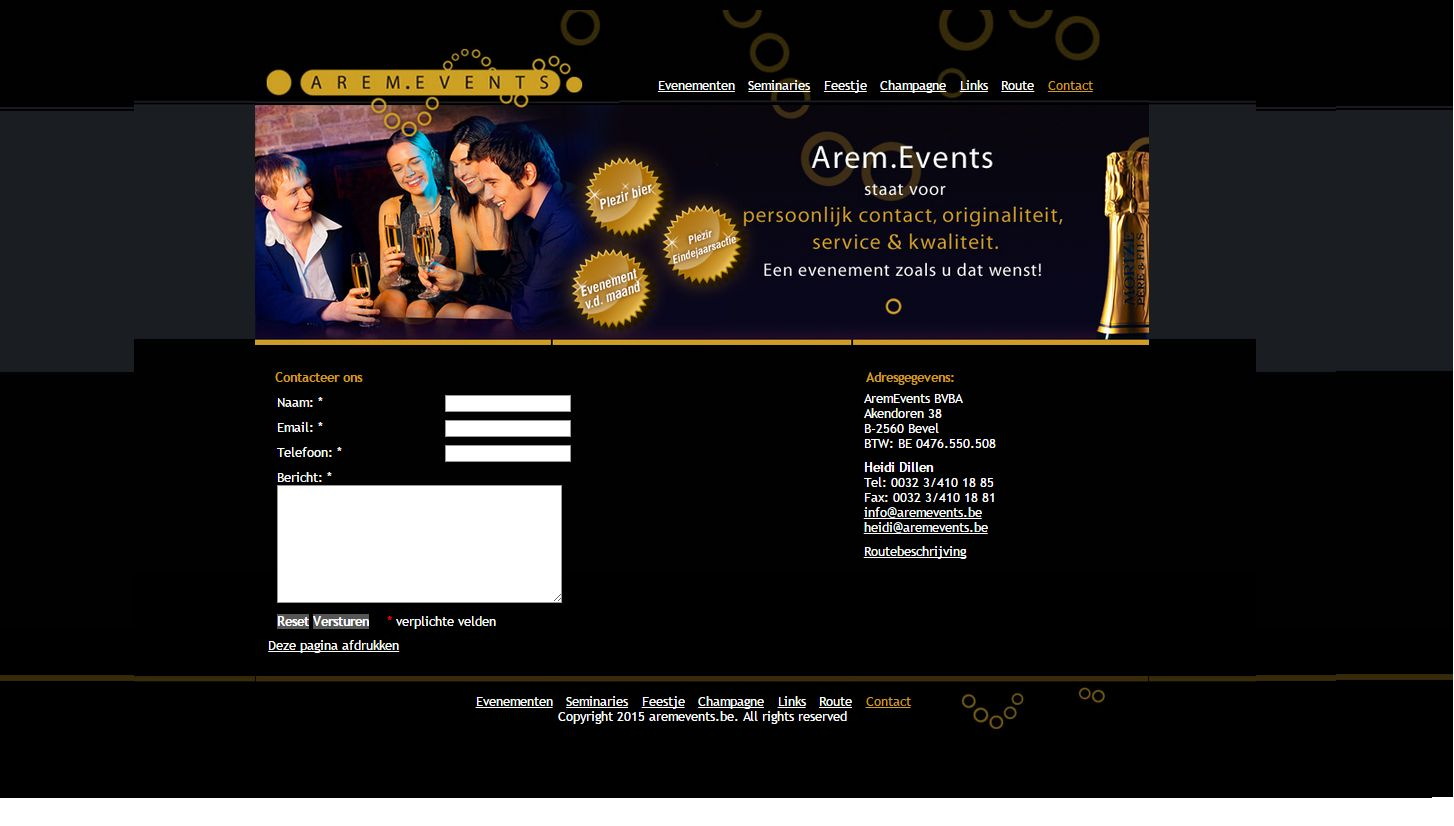 Arem Events